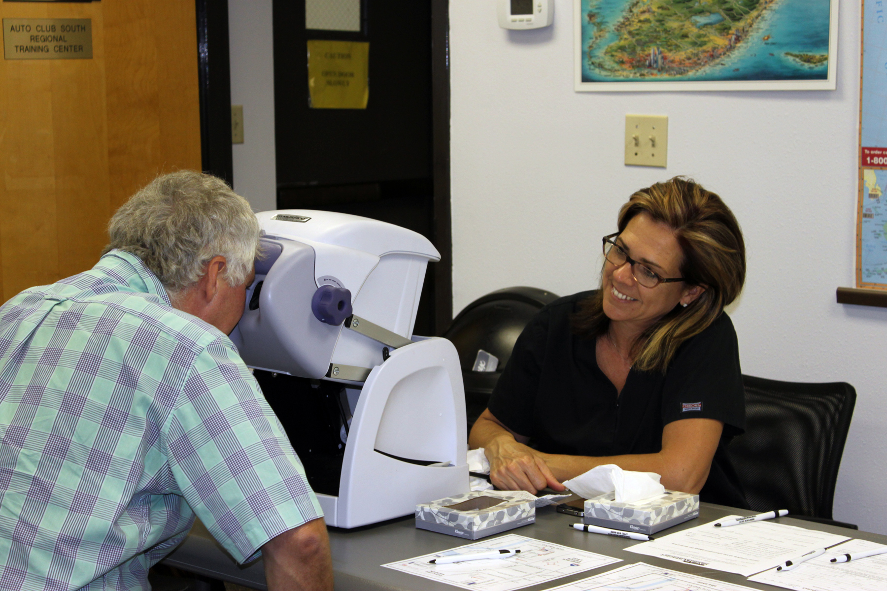 Snead Eye Group offers Free Community Eye-Health Check-Up Events
