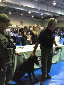 Collier County Sheriff's Department Health Fair