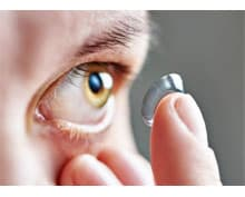 New Technology For Hard To Fit Contact Lens