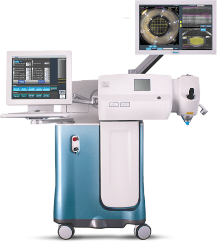 LenSx Bladeless laser cataract surgery