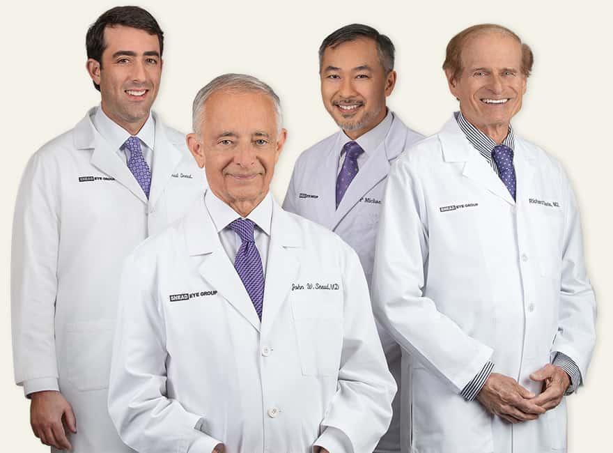 The Eye Care Doctors of Snead Eye Group