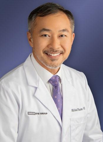 Dr. Michael Pham - Board Certified Optometrist - Snead Eye Group