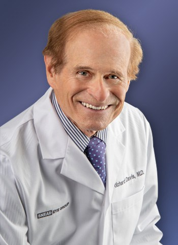 Dr. Richard Davis - Board Certified Ophthalmologist - Snead Eye Group