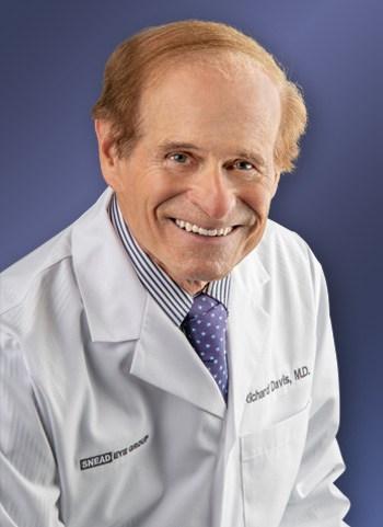 Dr. Richard Davis - Board Certified Ophthalmologist - Snead Eye Group