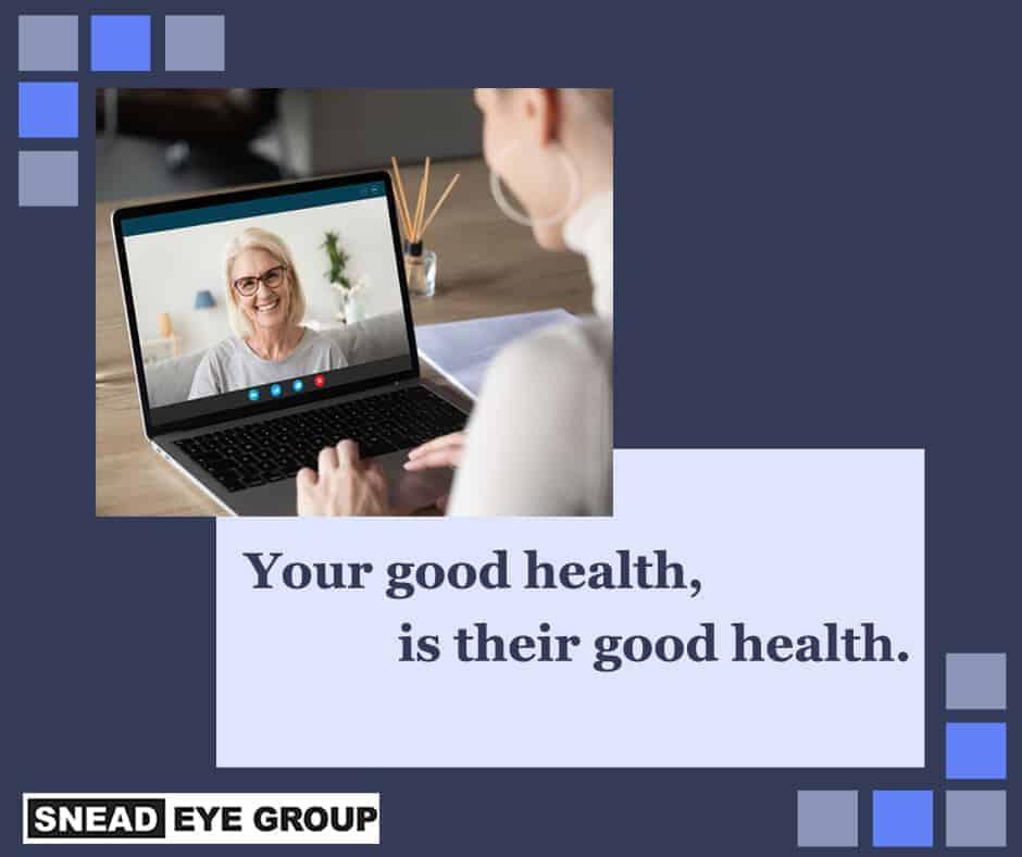 eye care case study