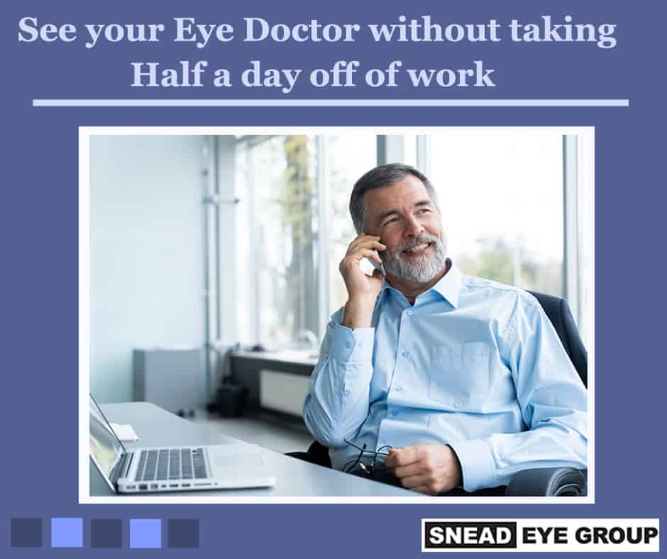 eye checkup schedule