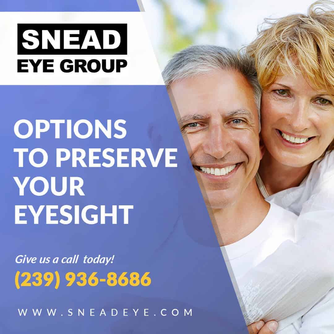 option to preserve your eyesight