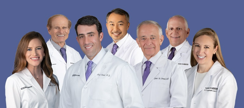 The Doctors of Snead Eye Group