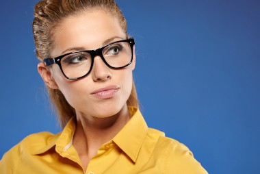 glasses exam and frames